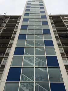 Wright Style 1960 block