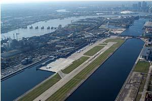 Advanced London City Airport
